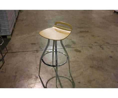 Maple Swivel Bar Stools by Modern Maple Top Swivel Bar Stool Able Auctions