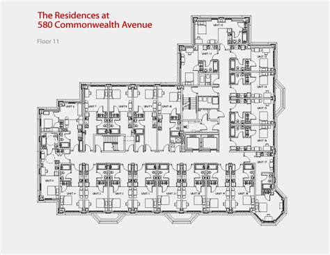 floor plans for apartment buildings floor plans