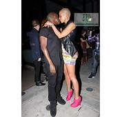 Kanye West And Amber Roses Night Out  Entertainment Rundown
