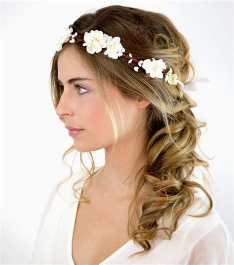 Exemple De Coiffure Cheveux by Modele Coiffure Cheveux Mariage