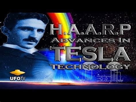 Tesla Technology Research Holes In Heaven What Is Haarp Cellular