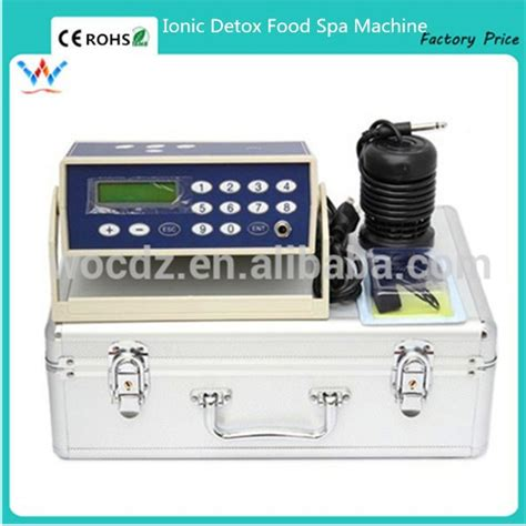 Foot Detox Machine Suppliers by Free Belt Supplies Ionic Machine Ion Detox Foot