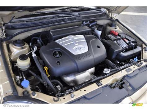 Kia 2005 Engine 2005 Kia Sedan 1 6 Liter Dohc 16 Valve 4 Cylinder