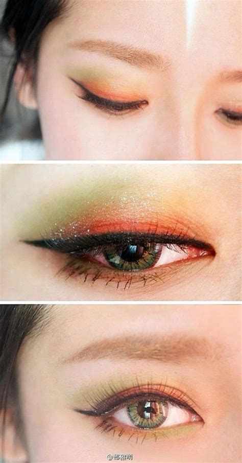 Eyeshadow Orang Korea 594 best korean kpop makeup images on asian
