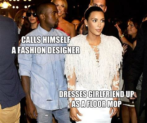 kim and kanye picture quotes scumbag kanye funny pictures quotes pics photos