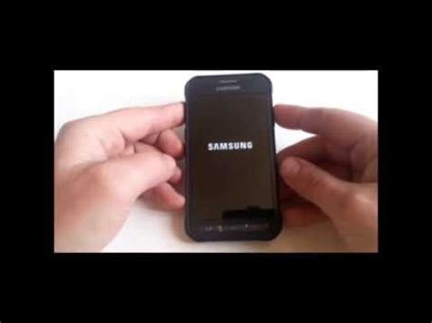 reset samsung xcover 3 samsung xcover 3 factory reset youtube