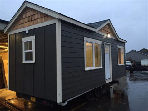 tiny home rental 250 sq ft tiny house for rent in battle ground washington