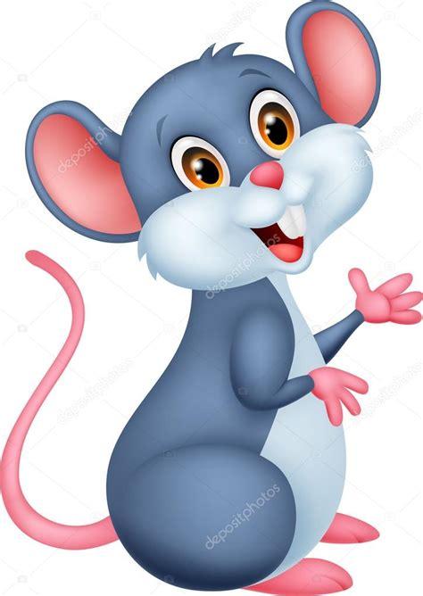 imagenes animadas raton dibujos animados del rat 243 n feliz vector de stock