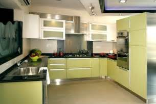 Home Interior Design Godrej Stainless Steel Modular Kitchen In Gurgaon Haryana India