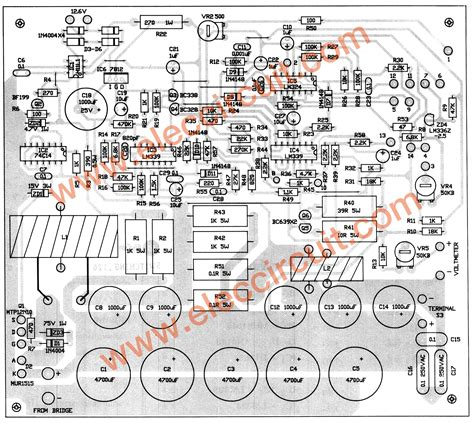 Gcs Switching Power Supply 24v 20a 0 45v 8a dc switching power supply circuit project