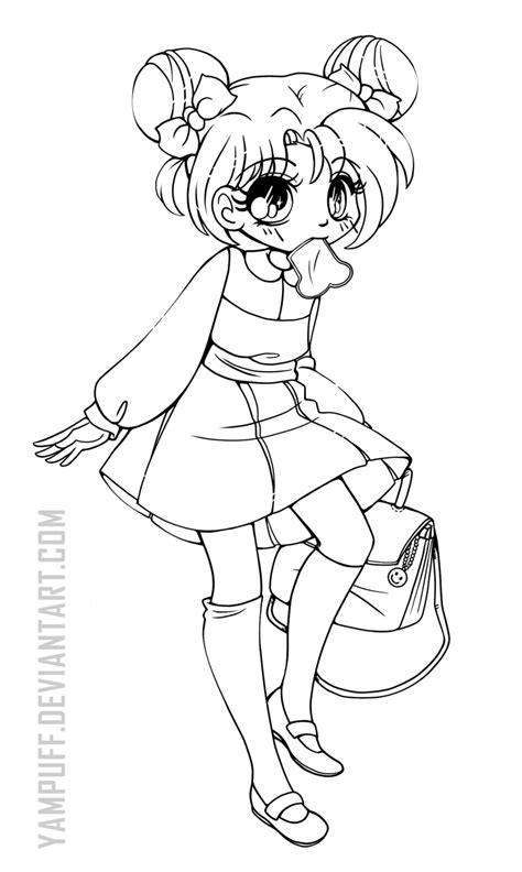 chibi animals coloring books for adults and a and animal coloring book a coloring book with simple and adorable animal drawings childrens coloring books books nozaki chibi commission open lineart by yuff