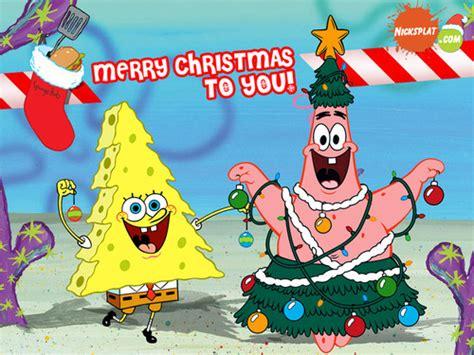 spongebob christmas tree quotes lol spongebob photo 25851978 fanpop