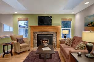 Staging Furniture In Living Room Home Staging Seattle Furniture Rental Ballard Bellevue