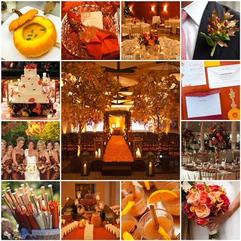 fall themed decorating ideas fall wedding inspiration wedding themes inside weddings