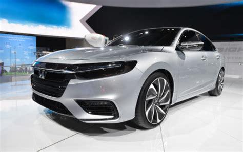 2019 honda insight vs honda accord sedan, hyundai ioniq