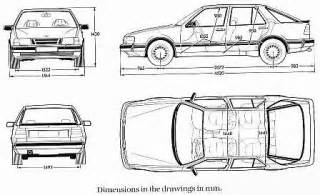 Car Dimensions In Coonrod