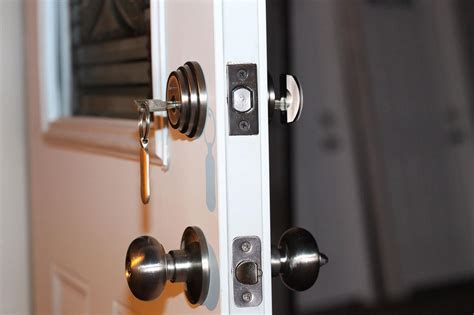 electric garage door lock are electronic door locks safe best locks for home