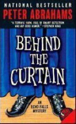 the curtain book behind the curtain peter abrahams 9780060737061