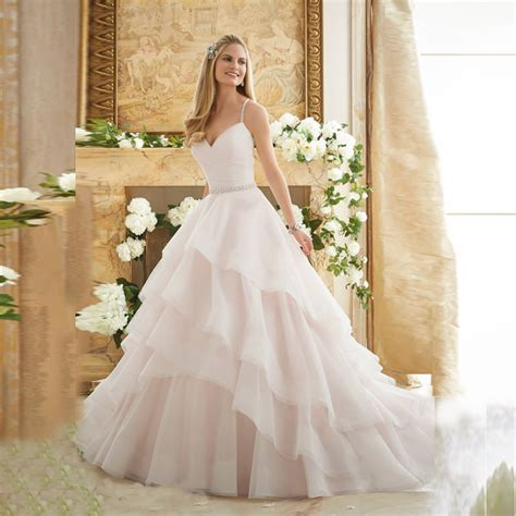 Leichte Hochzeitskleider by Light Pink Wedding Dress Oasis Fashion