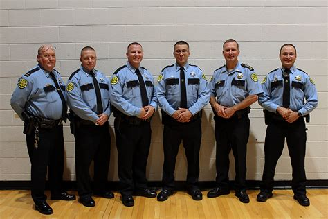 Montgomery County Sheriff S Office Clarksville Tn by Three Montgomery County Sheriff S Officers Graduate From