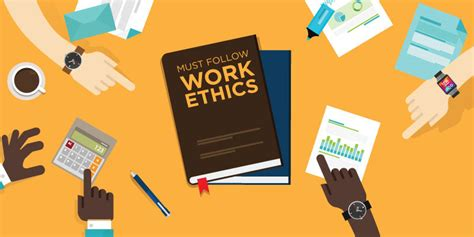 workplace work ethics no matter how casual it is