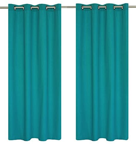2 inch grommets for curtains karma cotton look 2 panel grommet curtain set 54 215 95 inch