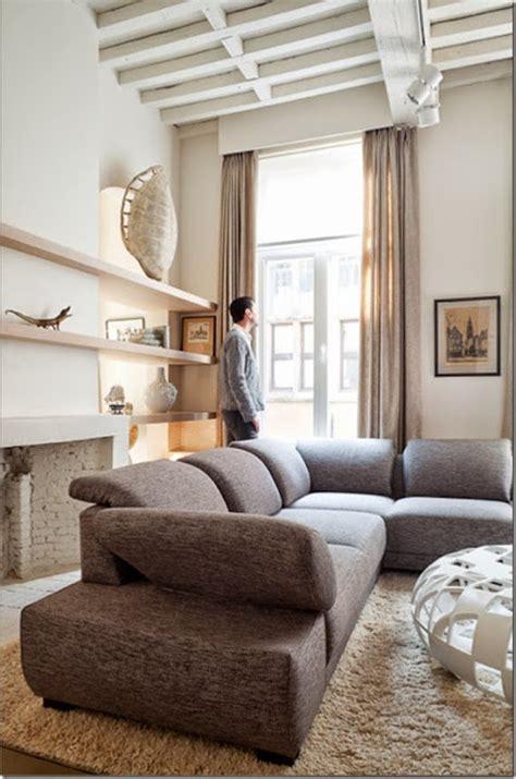 Colori Per Interni Appartamenti by Uso Colore Beige E Interni