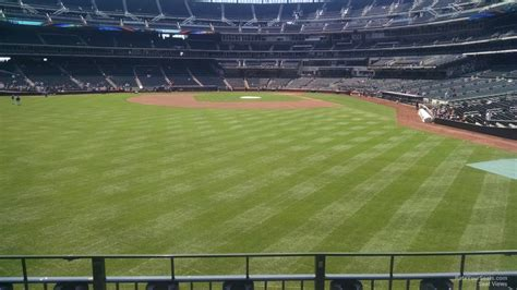 citi field section 135 citi field section 135 rateyourseats com