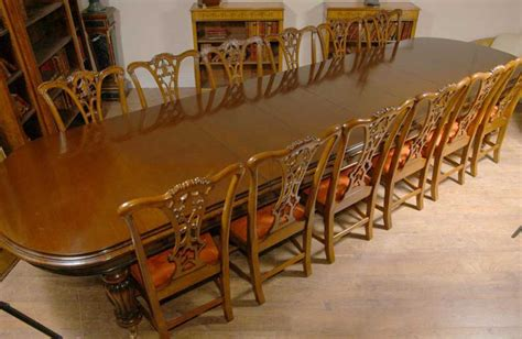 dining table seats 14 xl 14 seat english victorian dining table tables