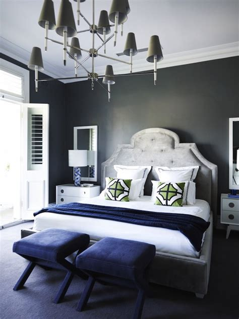 glamorous grey bedroom decor grey tufted headboard gray tufted headboard contemporary bedroom greg natale