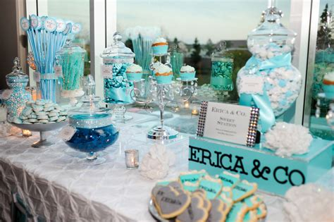 tiffany themed events tiffany themed sweet 16
