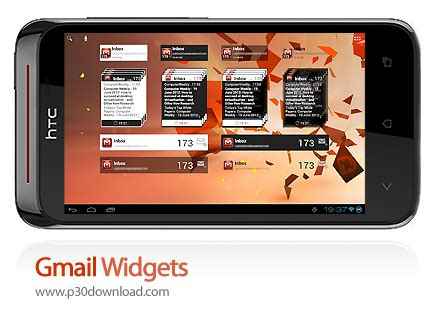 gmail widgets for android gmail widgets a2z p30 softwares