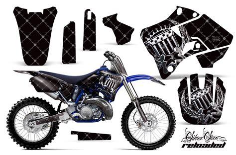 Yamaha Yz 250 Sticker Kit by Yamaha Motocross Graphic Sticker Kit Yamaha Mx Yz250 Yz125