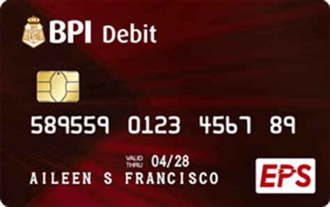 how to make advance in bpi credit card debit cards bpi cards