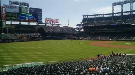 section 129 citi field citi field section 129 rateyourseats com