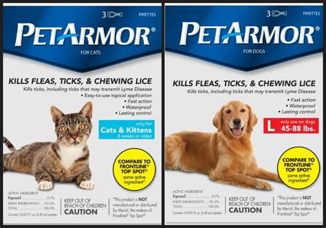 petarmor for dogs free sle of petarmor for dogs and cats