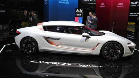 Quant Auto by Nanoflowcell Quant 48volt Electrifies Geneva