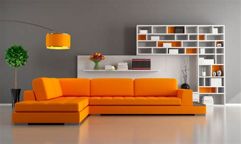 orange walls and white sofa for living room download 3d 78 stylish modern living room designs in pictures you have
