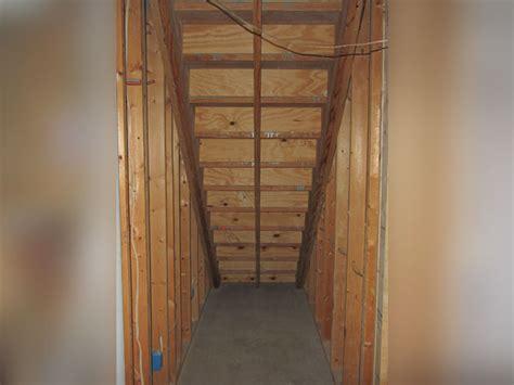 Tornado Bathroom Or Stairs Safe Room For Tornadoes Etc Tom Terrific