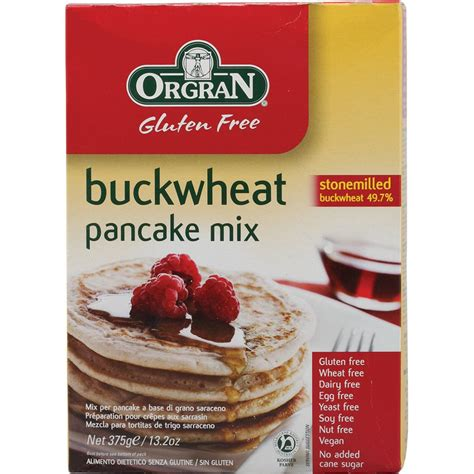 Orgran Pancake Mix orgran buckwheat pancake mix orgran collection