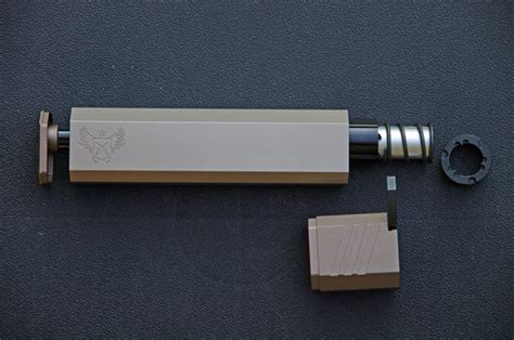 Ace 1 Arms Tirant Silencer Suppressor Rangeup For Gbbaeg T2909 1 ace1 arms osp range up suppressor popular airsoft