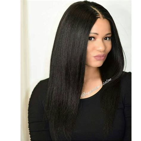 human hair enclosure 861 likes 4 comments tqueenhairsalon