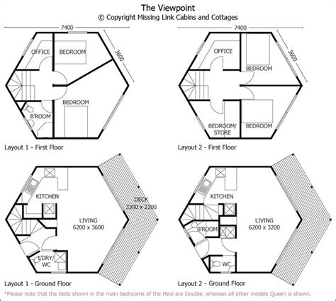 hexagon floor plans 1000 images about hexagonal architecture on pinterest