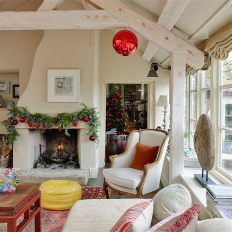 light airy living room light and airy festive living room housetohome co uk