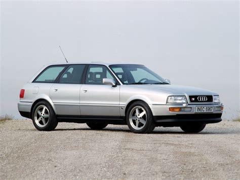 Audi 80 B 2 by Audi 80 Avant S2 B4 1993 1994 1995 Autoevolution