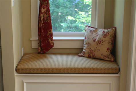 bay window bench seat cushion custom window seat cushions ideas all about house design