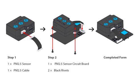 makeblock me pm2 5 sensor makeblock me pm2 5 laser dust sensor robotshop