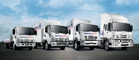 of trucks truck hire solutions by spartan truck hire south africa