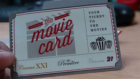 buat kartu kredit sinarmas gratis movie card dan bisa nonton gratis mau