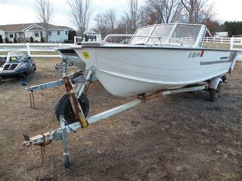 1982 starcraft boat 1981 starcraft 16 ft aluminum boat strg42170481 a1 with